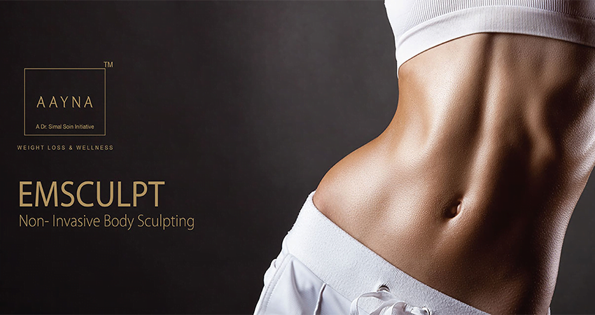 Build a perfect body in a few hours with Emsculpt